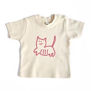 Babyshirt kat