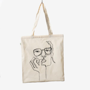 Canvas tas art