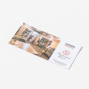 Restaurant Freud dinerbon
