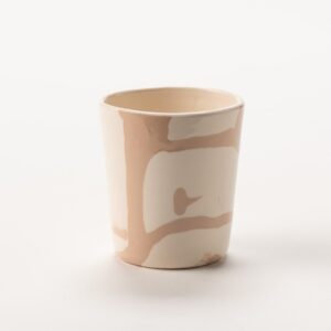 koffiekopje roze