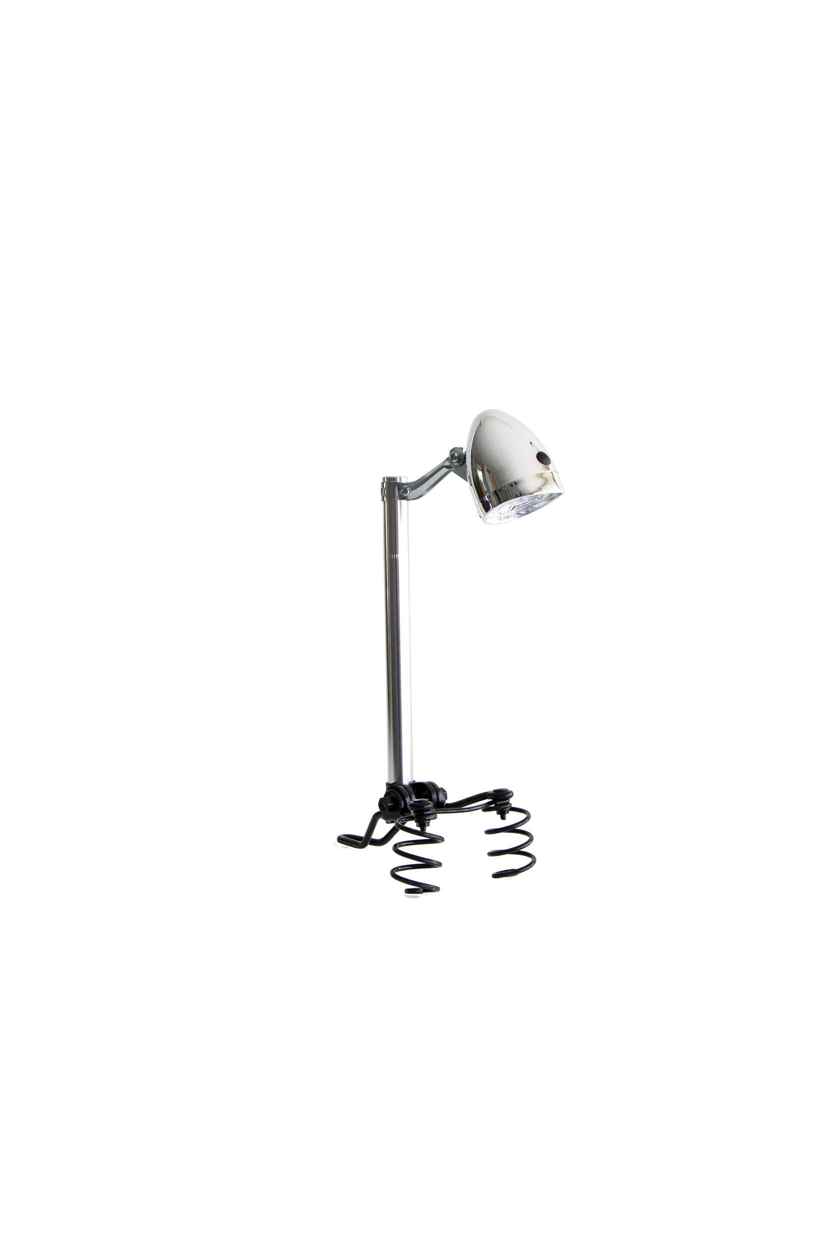 bureaulamp op batterij klein
