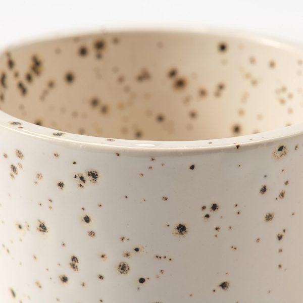 handgemaakte koffiekop klein