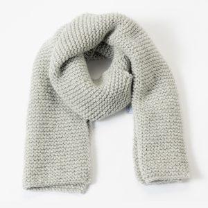Handgemaakte sjaal