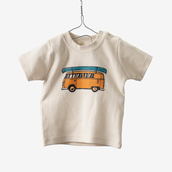 Baby t-shirt mini van