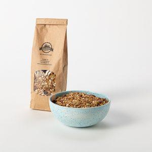 granola appeltaart imperium inclusief kom