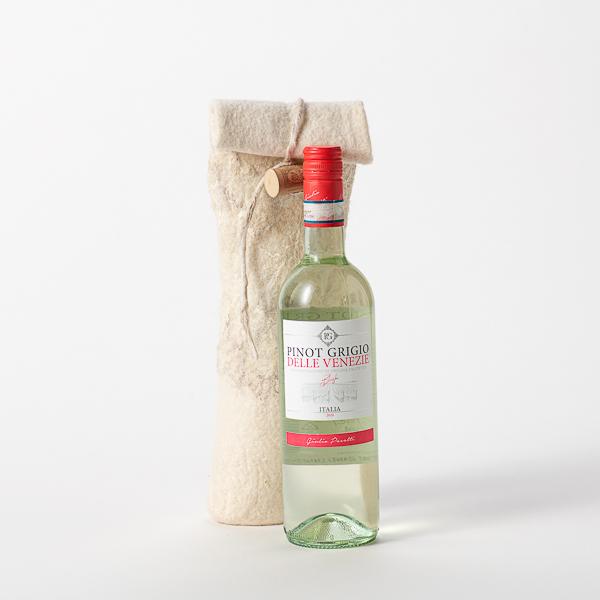 vilten wijnkoeler